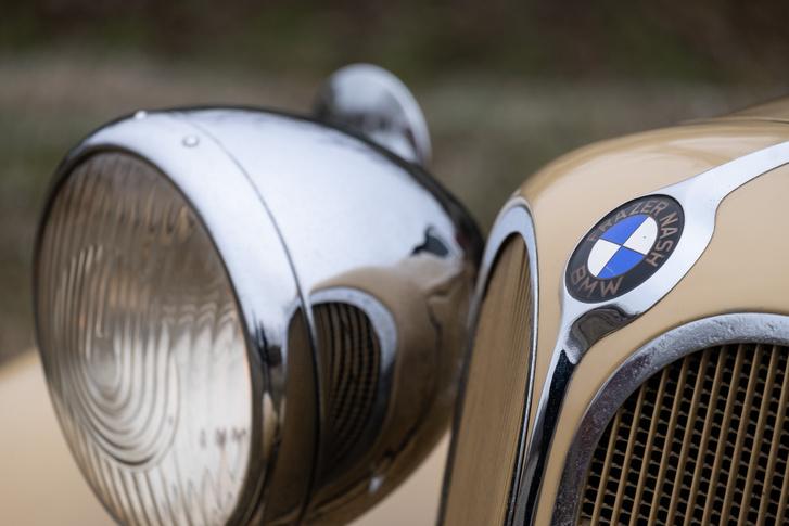 Frazer... micsoda? De ez egy BMW!