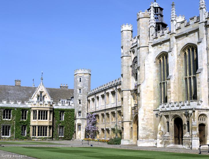 A cambridge-i Trinity College