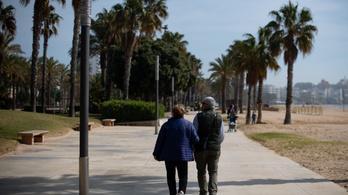 Szükségállapotot hirdettek Spanyolországban is