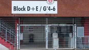 Áprilisig felfüggesztették a Bundesliga meccseit is