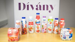 Epres ivójoghurtok tesztje: hol itt az eper!?