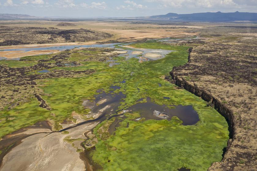 Az afrikai Nagy-hasadékvölgy a távolodó kőzetlemezekből alakult ki, és több tízmillió évvel ezelőtt indult el a folyamat. A litoszféra egyre vékonyodik, ezért jósolják azt, hogy néhány millió év múlva Kelet-Afrika leválhat az anyakontinensről.