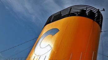 A Costa minden hajóútját felfüggeszti