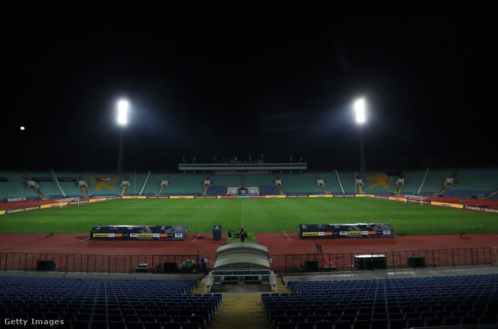 Vaszil Levszki Nemzeti Stadion