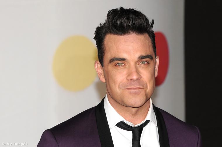 Visszatérve picit a frizurára, leginkább így emlékezhetnek Robbie Williamsra