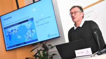 Koronavírus: Svédország leáll a széles körű teszteléssel és a számok közlésével