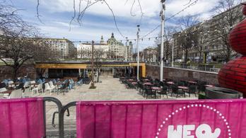 Határozatlan időre bezár a budapesti Akvárium is