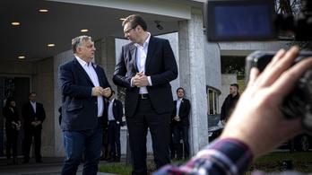 Orbán Viktor Belgrádba utazott a koronavírus miatt