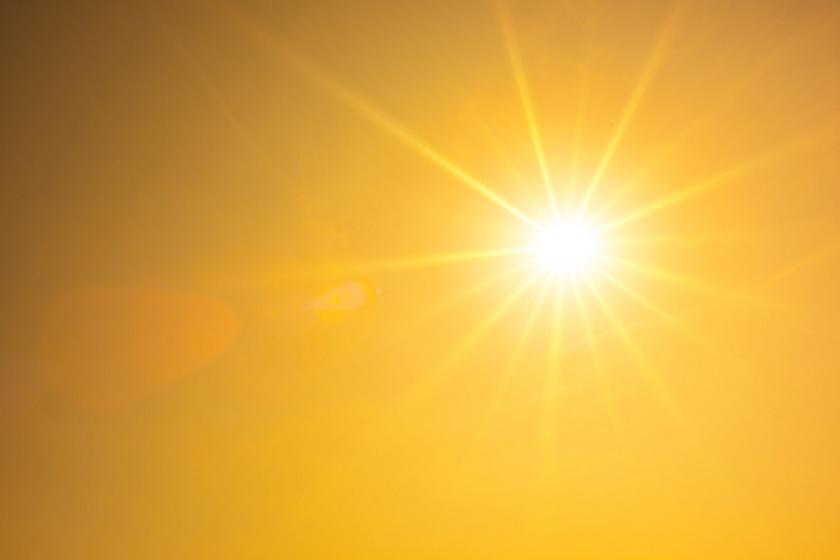 Jön a hőség: egész hétvégén kitart majd a kánikula