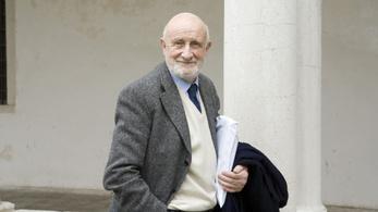 Koronavírus okozta Vittorio Gregotti olasz építész halálát
