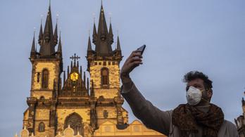 Országos vesztegzárat rendeltek el Csehországban