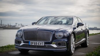 Bentley Flying Spur W12 – 2020.