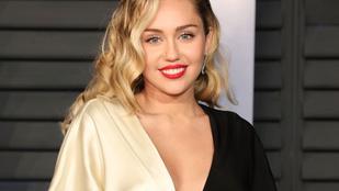 Onnan jött a józanság hangja, ahonnan nem várná: Miley Cyrustól