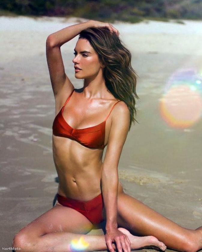 De most komolyan, kell ide ez a rengeteg plusz effekt? Nem lehetne, hogy csak a modellben gyönyörködünk, meg a szépsége által elhomályosított tengerpartban?