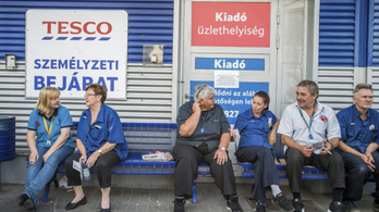 Ideiglenes munkavállalókat toboroz a Tesco
