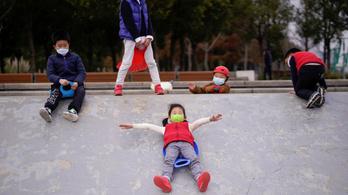 Kínai tanulmány: a koronavírus kevesebb gyereket fertőz