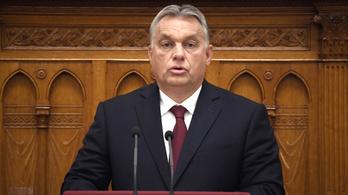 Orbán: Magyarország határait a személyforgalom előtt lezárjuk