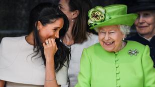 Íme a bizonyíték, hogy a királynő jóban van Harryékkel