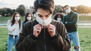 Ne hibáztasd a reakcióiért, vagy azért, ha megfertőzi a koronavírus