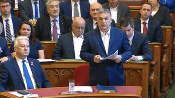Orbán: Az élet nem olyan lesz, mint amilyennek megszoktuk