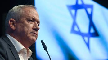 Együttműködésre kényszerítené Netanjahut az új izraeli kormányfőjelölt