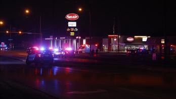 A benzinkúton lövöldözött egy férfi Springfieldben, öten meghaltak