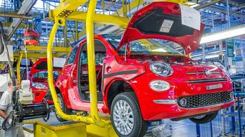 Bezárják az európai Fiat-gyárakat