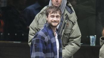 Daniel Radcliffe alkoholista lett a Harry Potter-sorozat végére