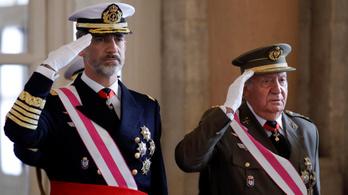 Offshore-botrányba keveredett a spanyol király apja, nem kap többé állami támogatást