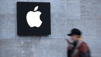 Rekordbüntetést kapott az Apple Franciaországban