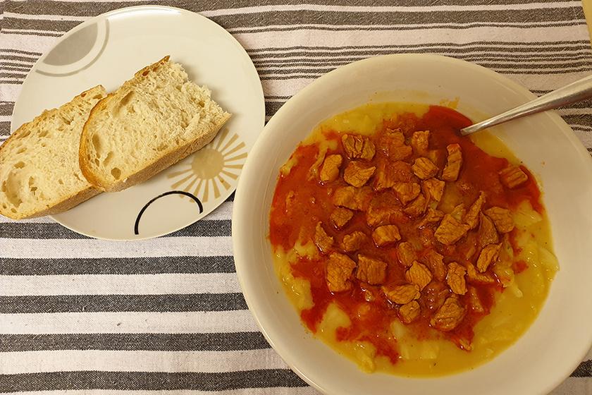 Régi idők kedvenc főzeléke, kelkáposzta pörkölttel – A család biztos, hogy repetázni fog