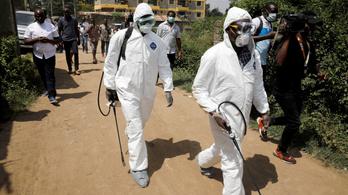 Ketyegő bomba a koronavírus Afrikában