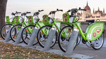 Csütörtöktől kevesebb lesz a BKV-járat, de olcsóbb a Bubi-bicikli