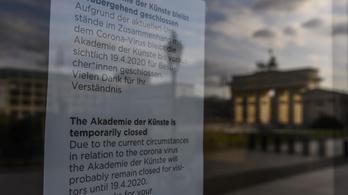 Németországban bezárják a játszótereket, templomokat és szinte mindent