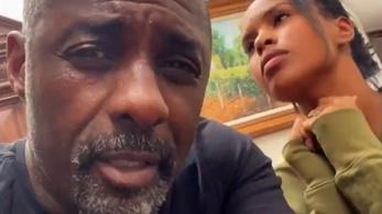 Idris Elba is elkapta a koronavírust
