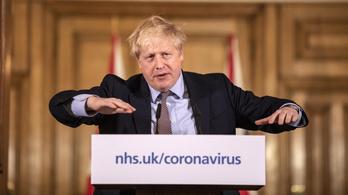 Boris Johnson arra kéri a briteket, hogy ne menjenek kocsmába
