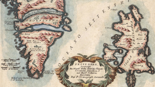 A kitalált sziget, ami évszázadokig szerepelt a térképeken