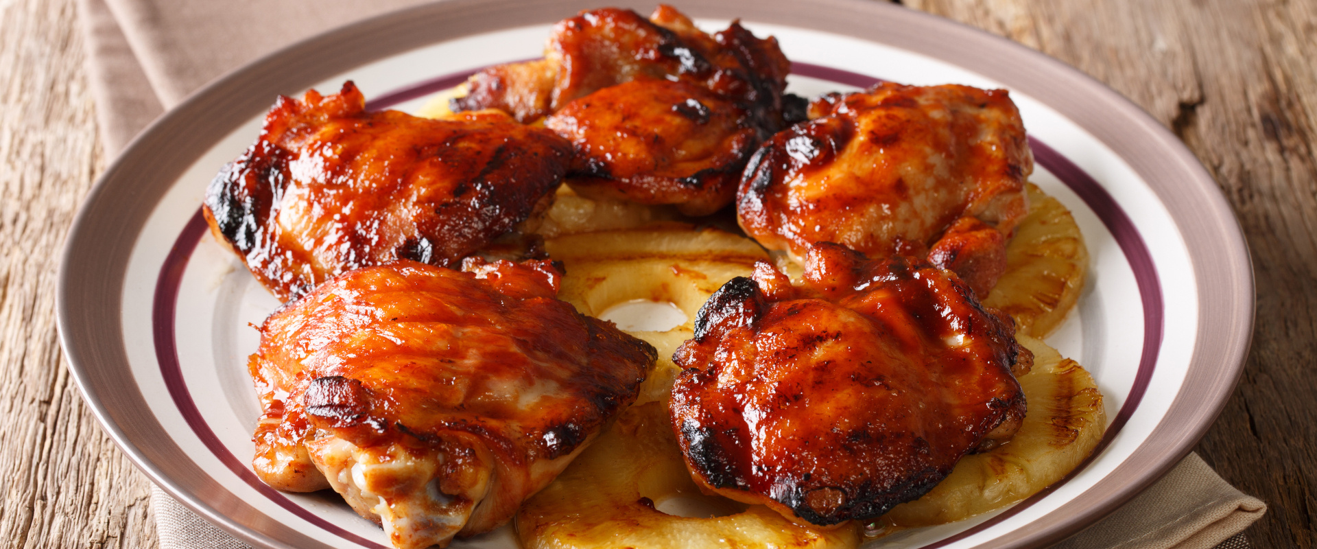 ananászos csirke cover