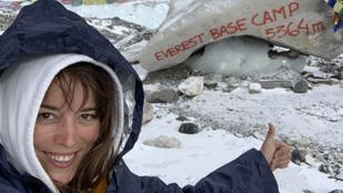 Mássz velünk a Himalájában! – Zsófi Everest-naplója, 6. nap délután