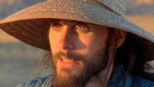 Jared Leto 12 napig meditált a sivatagban, most nem tudja, mi van