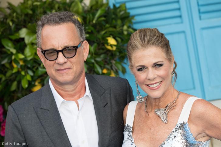Hanks és Wilson 2018-ban