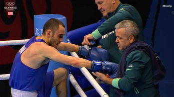 Gálos Roland bokszban szerzett olimpiai kvótát
