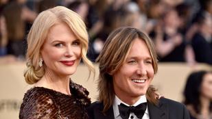 Nicole Kidman énekkel, tánccal dobta fel férje házi koncertjét