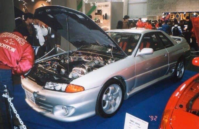 Talán egy Tokyo Motor Show? Nagyon meg lett szakértve az R32.