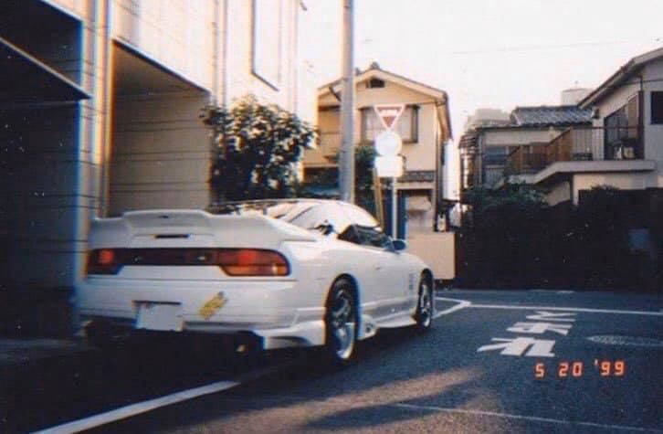 Egy Nissan SX, valahol a vidéki Japánban, a boyracerré válás rögös útján