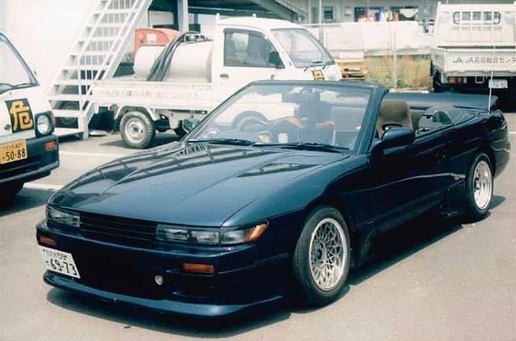 1988-tól az Autech korlátozott darabszámban készített S13-as NIssan Silviákat tető nélkül
