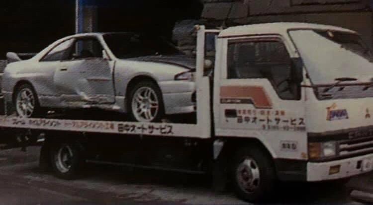 Az R33-asnak nem adta ki, gyanús, hogy hevesen oldalra mozgott, amikor megtörtént az impakt