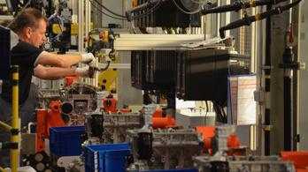 Leáll a magyar Opel-gyár