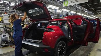 Újabb autógyárak állnak le Európában