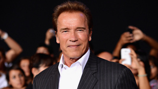 Arnold Schwarzenegger, a szamara és a pónija is azt szeretnék, ha Ön otthon maradna